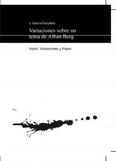 Variaciones sobre un tema de Alban Berg