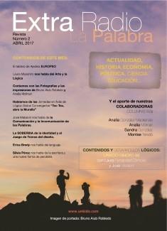 REVISTA EXTRA RADIO 2: LA PALABRA