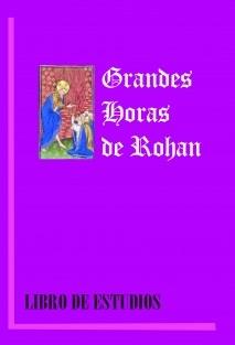 GRANDES HORAS DE ROHAN Libro de estudios