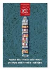 Boletín Económico. Información Comercial Española (ICE). Núm. 3086. Acuerdo de facilitación del comercio. Desarrollo de la economía colaborativa