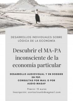 """Desarrollo """"El MA-PA inconsciente de la economía particular"""""""