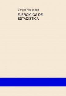 EJERCICIOS DE ESTADÍSTICA