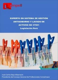 EXPERTO EN SISTEMAS DE GESTIÓN ANTISOBORNO Y LAVADO DE ACTIVOS: ISO 37001