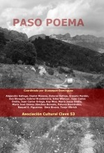 Libro Paso Poema, autor Giusseppe Domínguez