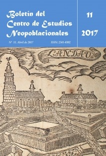 Boletín del CEN nº 11 (abril de 2017)