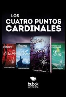 Libro Los cuatro puntos cardinales. Saga completa, autor Tamara Gutiérrez Pardo