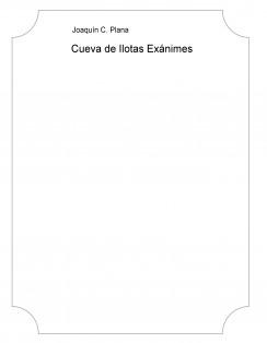 Cueva de Ilotas Exánimes.