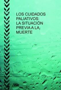 LOS CUIDADOS PALIATIVOS: LA SITUACIÓN PREVIA A LA MUERTE