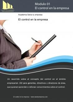 Introducción al control en la empresa
