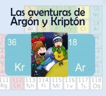 LAS AVENTURAS DE ARGÓN Y KRIPTON