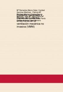 Cuidados Generales y Planes de Cuidados enfermeros en la ventilación mecánica no invasiva (VMNI)