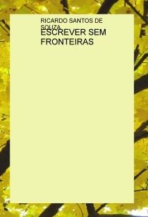 ESCREVER SEM FRONTEIRAS