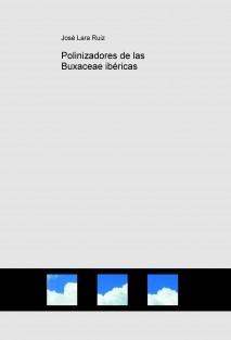 Polinizadores de las Buxaceae ibéricas