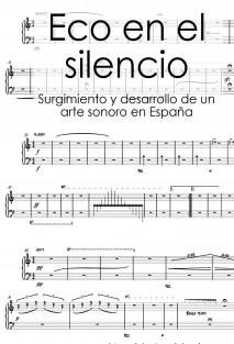 Eco en el silencio: Surgimiento y desarrollo de un arte sonoro en España