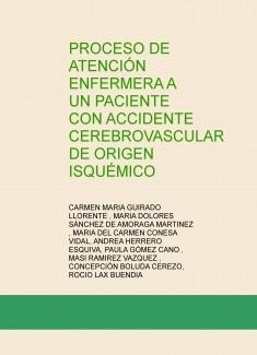 PROCESO DE ATENCIÓN ENFERMERA A UN PACIENTE CON ACCIDENTE CEREBROVASCULAR DE ORIGEN ISQUÉMICO