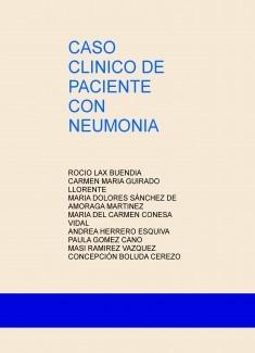 CASO CLINICO DE PACIENTE CON NEUMONIA
