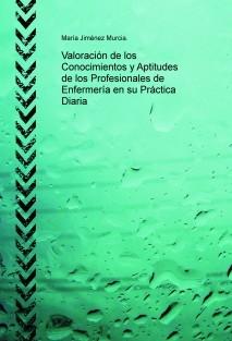 Valoración de los Conocimientos y Aptitudes de los Profesionales de Enfermería en su Práctica Diaria
