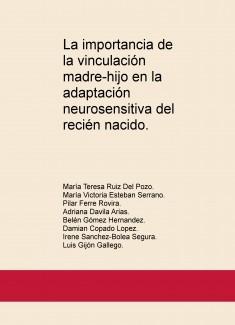 La importancia de la vinculación madre-hijo en la adaptación neurosensitiva del recién nacido.