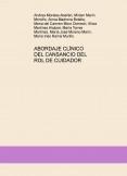 ABORDAJE CLÍNICO DEL CANSANCIO DEL ROL DE CUIDADOR