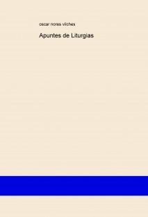 Apuntes de Liturgias