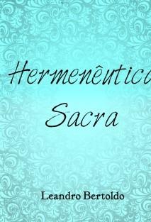 Hermenêutica Sacra
