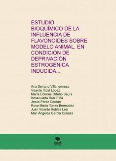 Estudio bioquímico de la influencia de flavonoides sobre modelo animal, en condición de deprivación estrogénica inducida.