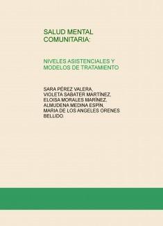 SALUD MENTAL COMUNITARIA: NIVELES ASISTENCIALES Y MODELOS DE TRATAMIENTO