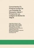 Conocimientos En Primeros Auxilios De Los Docentes De Educación Infantil Y Primaria De Los Colegios De Molina De Segura