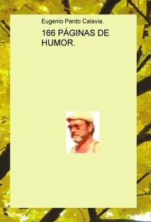 166 PÁGINAS DE HUMOR.