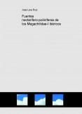 Fuentes nectarífero-poliníferas de los Megachilidae-I ibéricos