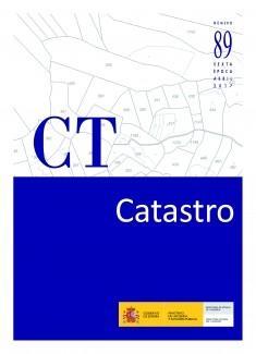 REVISTA CATASTRO Nº 89 libro-E