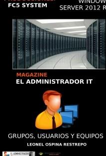 Magazine El administrador It. Grupos Usuarios y Equipos