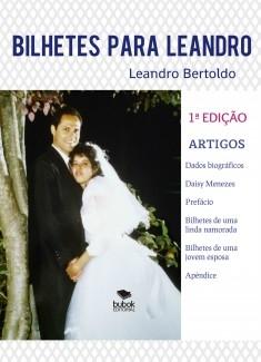 Bilhetes para Leandro