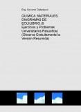 QUIMICA: MATERIALES, DIAGRAMAS DE ECUILIBRIO (5 Ejercicios y Problemas Resueltos) (Descarga Gratuitamente la Versión Reducida)
