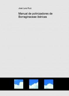 Manual de polinizadores de Borraginaceae ibéricas