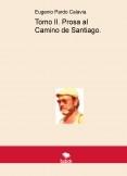 Tomo II. Prosa al Camino de Santiago.