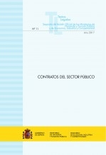 "TEXTO LEGAL Nº 11/2017 ""CONTRATOS DEL SECTOR PÚBLICO"""
