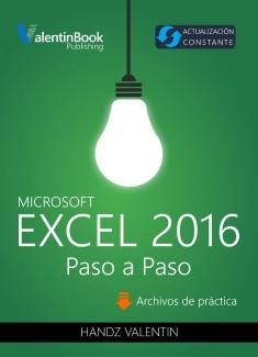 Excel 2016 Paso a Paso: Actualización Constante (MOBI + EPUB + PDF)
