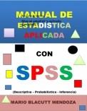 Manual estadística aplicada con SPSS