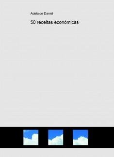 50 receitas económicas