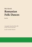 Romanian Folk Dances (Txistu/Silbote/Bass Txistu and Piano)