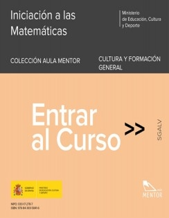 Iniciación a las Matemáticas