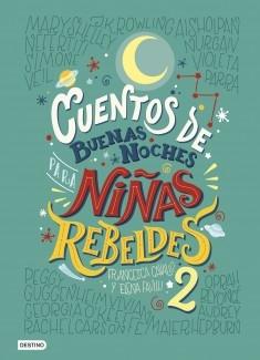 Libro Cuentos de buenas noches para niñas rebeldes 2, autor Librería Bubok