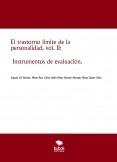El trastorno límite de la personalidad, vol. II: Instrumentos de evaluación.