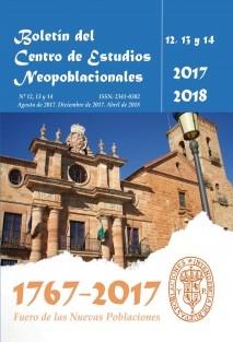 Boletín del CEN nº 12, 13 y 14 (agosto de 2017, diciembre de 2017 y abril de 2018)