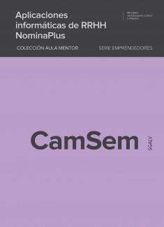 Aplicaciones informáticas de RRHH. NóminaPlus