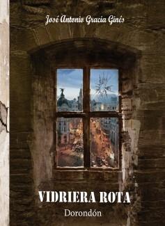 VIDRIERA ROTA 3 - Dorondón