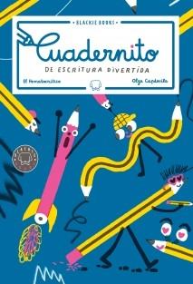 Libro Cuadernito de escritura divertida, autor Librería Bubok