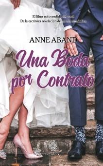 Libro Una boda por contrato, autor KamadevaEditorial