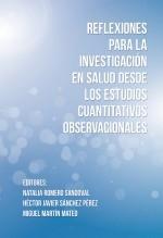 Libro Reflexiones para la investigación en salud desde los estudios cuantitativos observacionales, autor GRAAL